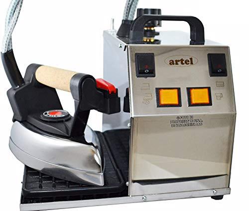 Artel Stirella Professionale con Caldaia Inox e Corpo Inox a Pressione 2L