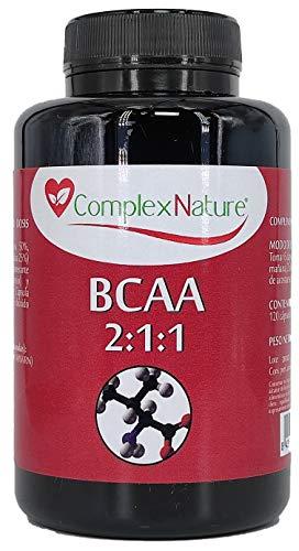 BCAA 2:1:1 Recuperador Muscular, Energia para el Cuerpo.