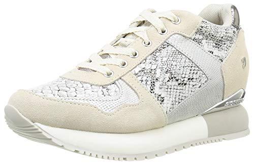 Gioseppo Rapla, Zapatillas Mujer, Off-White, 35 EU