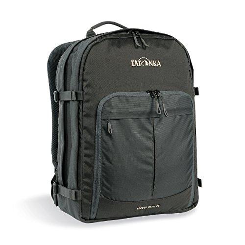 Tatonka Server Pack 25 - Laptop Rucksack mit 10 Jahren Produktgarantie und 15 Zoll Notebookfach - für Herren und Damen - 25 Liter - schwarz