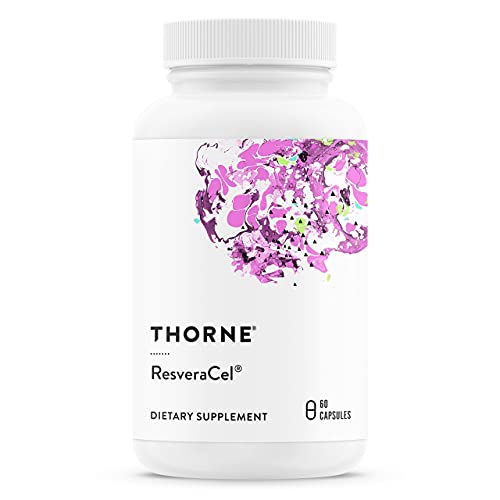Thorne Research - ResveraCel - Supports Healthy...