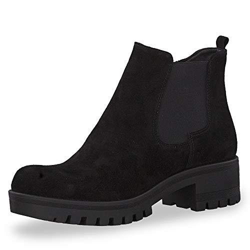 Tamaris Damen Chelsea Boots schwarz 36