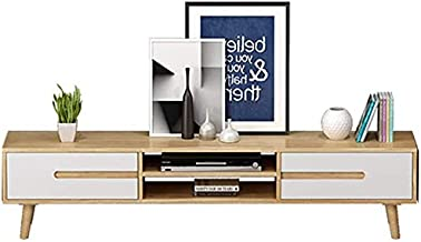 TV Stand Storage Console Multipurpose Entertainment Media Console Center Modern Media Cabinet Stand Table Coffee Table Stu...