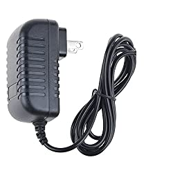 SLLEA AC DC Adapter for iHome iH8 iPod Station Alarm Clock Radio Dock Power Supply Cord Cable PS Wall Home Charger PSU