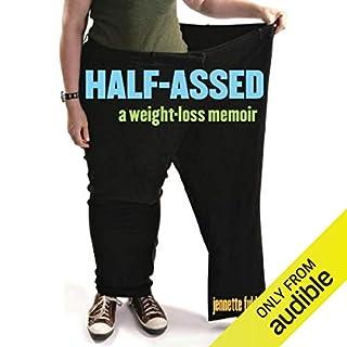 Half-Assed audiobook cover art