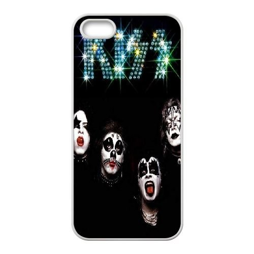 Sabcase Kiss iPhone 5,iPhone 5s Case, Kiss Personalized Hard Back Cover for iPhone 5,iPhone 5s
