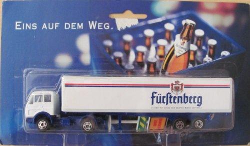 Fürstenberg Nr.01 - Eins auf den Weg - MB NG80 (offene Türen) - Sattelzug