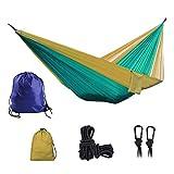 Camping Hammock Portable...