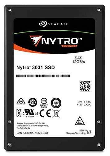SEAGATE Nytro 3031 SAS SSD 800GB 3531 Light Endurance - Non SED