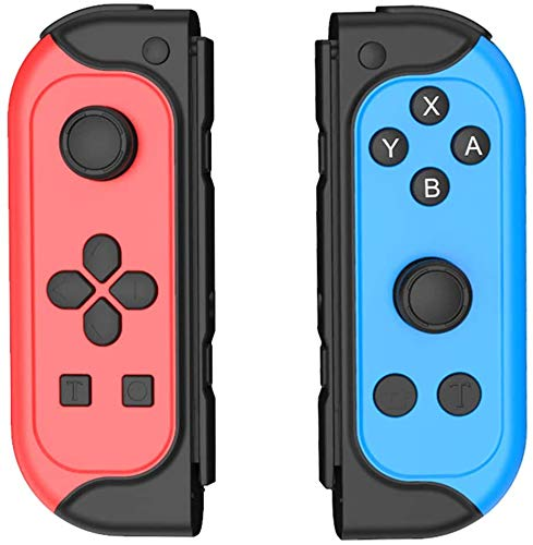Manette pour Switch, 2er-Set Manette, Bluetooth sans Fil...