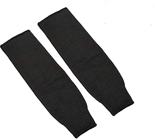 Arm Protection Sleeves, Heat Burn Cut Resistant Sleeves Steel Wire Armband Level 5 Protective Anti Abrasion Safety Arm Guard for Garden Kitchen Farm Work 1 Pair