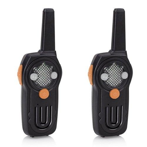 Topcom RC-6430 – Walkie-talkie, alcance hasta 3 km, número de canales 6
