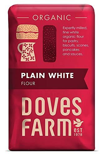 ドーヴス・ファーム イギリス産小麦粉 PLAIN WHITE FLOUR 1kg