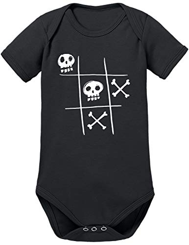 TShirt-People Tic TAC Dead - Body para bebé Negro 80