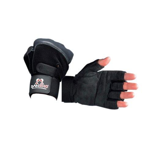 DanRho Handschuhe Lift'n Punch, Größe:L;Farbe:Schwarz