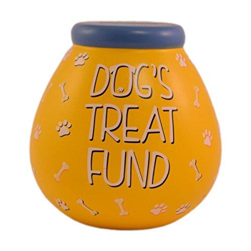 Dog's Treat Fund Pots of Dreams Money Pot Save Up & Smash