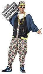 Ofertas Tienda de maquillaje: Incluye Disfraz de hip hop años 80, Estampado, con chaqueta, pantalón y sombrero Disponible en solo un tamaño Nuestro equipo interno de seguridad asegura que todos nuestros productos son manufaturados y rigurosamente testados para cumplir con los est...