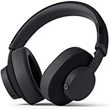 UrbanEars Pampas Over-Ear Bluetooth Headphohones, Charcoal Black, Small