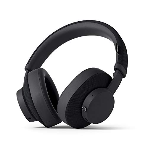 UrbanEars Pampas Over-Ear Bluetooth Headphohones, Charcoal Black