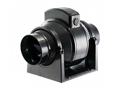 Manrose, MF100T, black