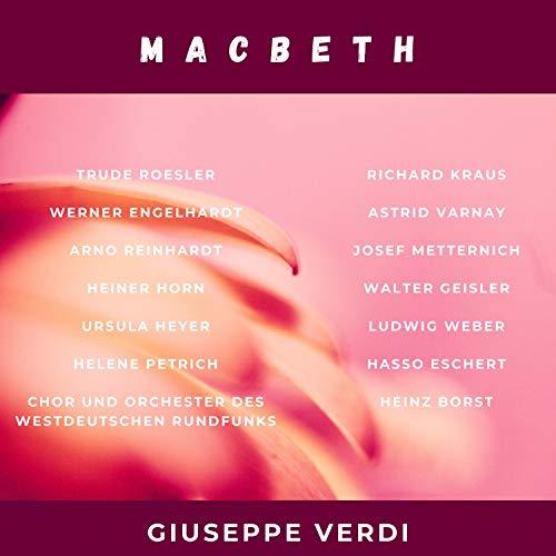 Macbeth : Act II - Den vollen Becher
