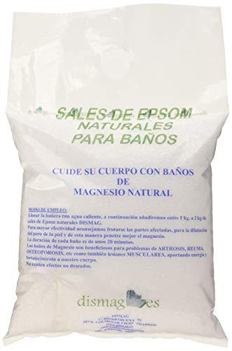 Dismag Sales Baño Magnesio (Epsom) 4 Kg Dismag 300 g