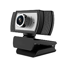 ウェブカメラ Webカメラ フルHD 1080P 30FPS 内蔵マイク ノイズ...