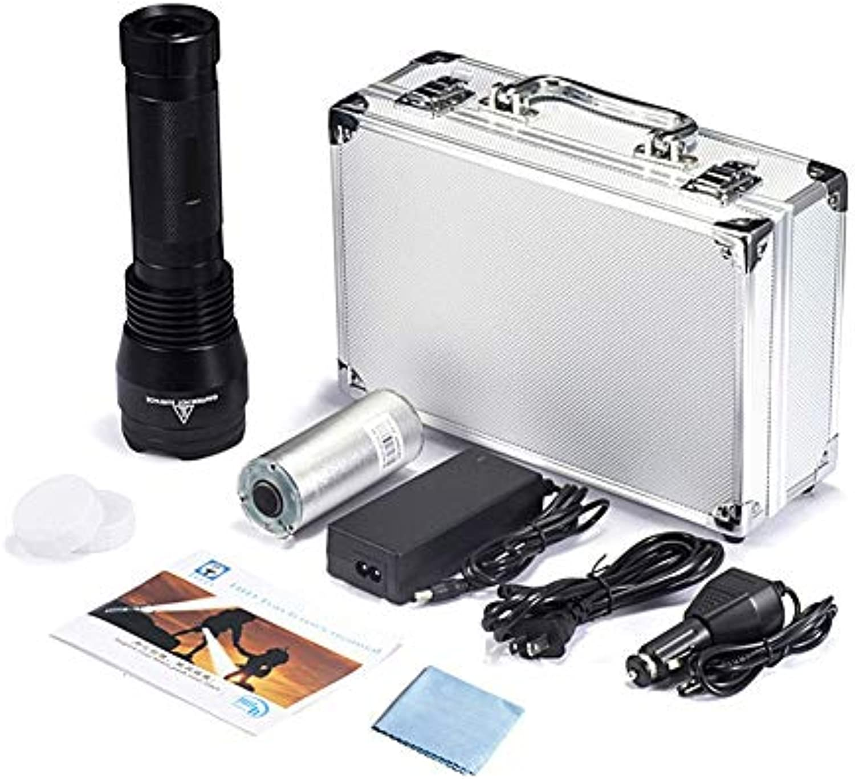 AWPESTF 35W Xenon-Taschenlampe VERSTECKTE Taschenlampe Blendung Xenon-Lampe Outdoor-Nachtjagd Angeln Taschenlampe Langstreckenmarkierung