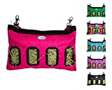 cuteNfuzzy 18'x11'x1.5' Small Pet Hanging Hay Bag for Guinea Pigs and Rabbits with 6 Month Warranty