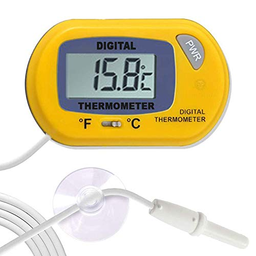 INRIGOROUS Aquarium Thermometer