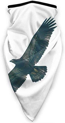 Miedhki Gesichtsschal Sonnenschutz Bandana Nackenschutz Atmungsaktiv Winddichte Maske, Verbreitung Flying Eagle Balaclava für Outdoor Hikin