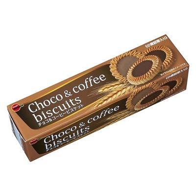 ブルボン チョコ&コーヒービスケット 24枚 48コ入り
