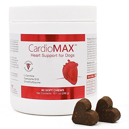 Top 10 best selling list for cardio care supplements for dogs