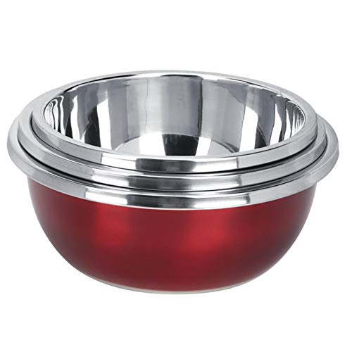 Lavabo de acero inoxidable Lavabo de frutas 24/26/28 cm Lavabo para cocina, restaurantes para lavar arroz, verduras