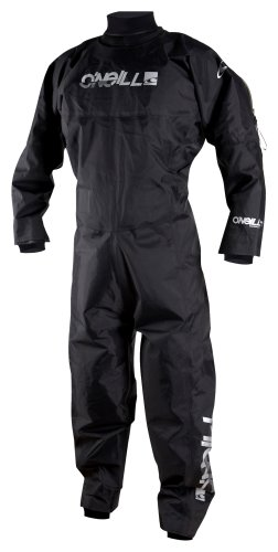O'Neill Men's Boost 300g Drysuit, Black, Small