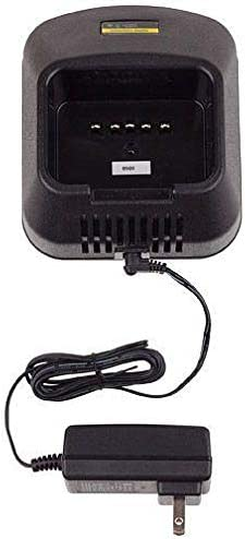 Charger for Kenwood VP5430 Rapid It is very popular Desk Bay Single New life