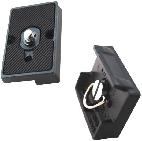 2021 DC online & Co. Quick Release outlet sale Plate for the RC2 Rapid Connect Adapter for MANFROTTO 327RC2 online