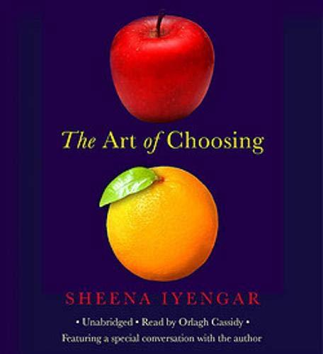 『The Art of Choosing』のカバーアート