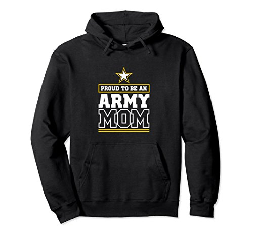 Proud Army Mom Hoodie Proud To Be A…