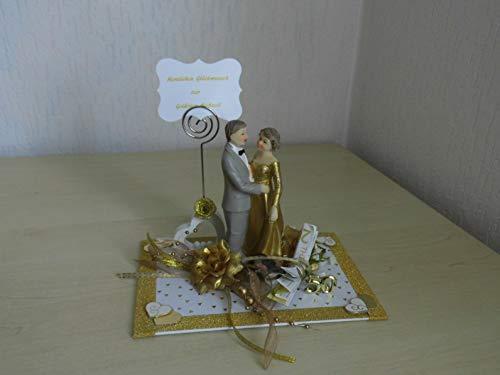 Goldene Hochzeit 50 Jahre Ehe Geldgeschenk edel