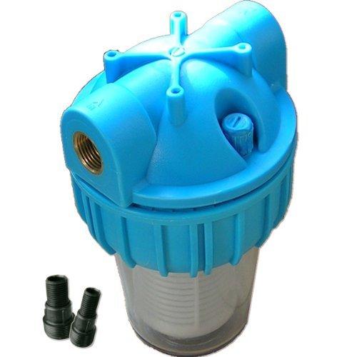 Mauk Wasserfilter 3000l/h 1,91cm (3/4 Zoll) mit Kohlefilter