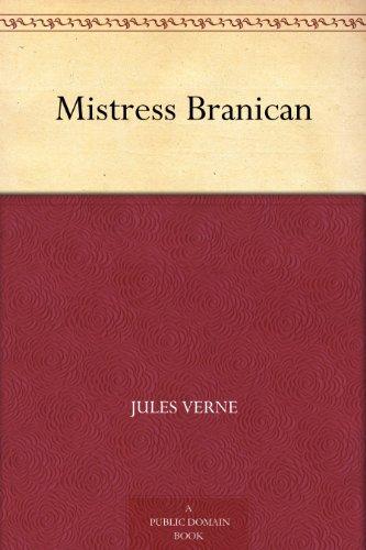 Couverture du livre Mistress Branican