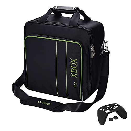 G-STORY Case Storage Bag for Xbox Series X Series S Console Carrying Case, Travel Bag for...