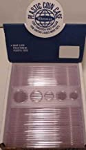 25 Whitman 2x6 Snaplocks 5-Coin Set CENT-HALF by Whitman Coins