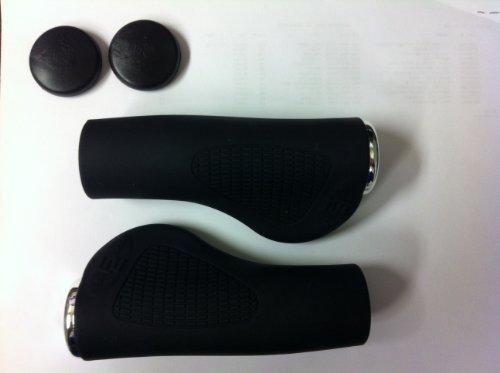 Form Factor F2 Ergonomic Motorcycle Grips 1' Handlebars
