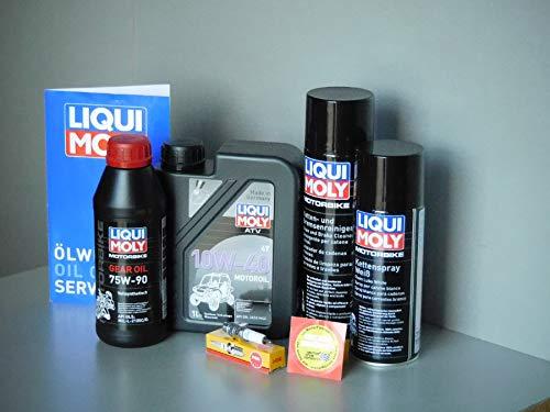 MotorFunSports  Can Am DS 90 - Juego de Mantenimiento de Aceite de inspección