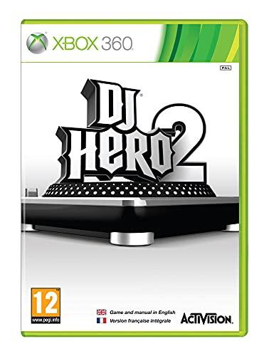 DJ Hero 2 - Game Only (Xbox 360) [Importación inglesa]