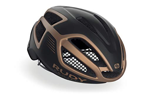 Casco Rudy Spectrum (S 51-55, Black-Bronze Matte)
