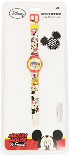 EUROSWAN - 86200 - Bracelet - Mickey Montre Digitale