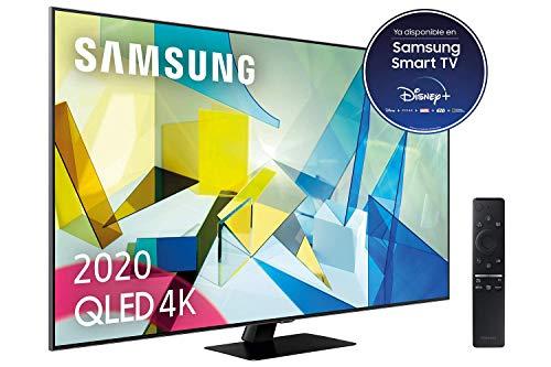 Samsung QE55Q80TAT 55' QLED UltraHD 4K (Reacondicionado)